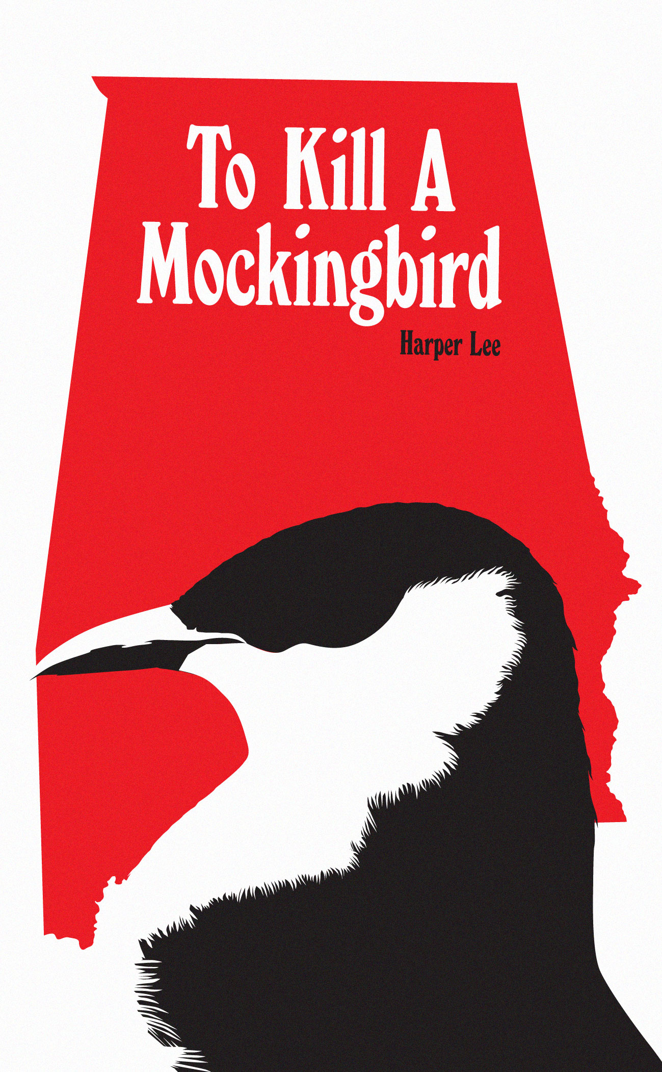 Book Cover Ideas For To A Mockingbird ~ Itsorensen illustration exercise day